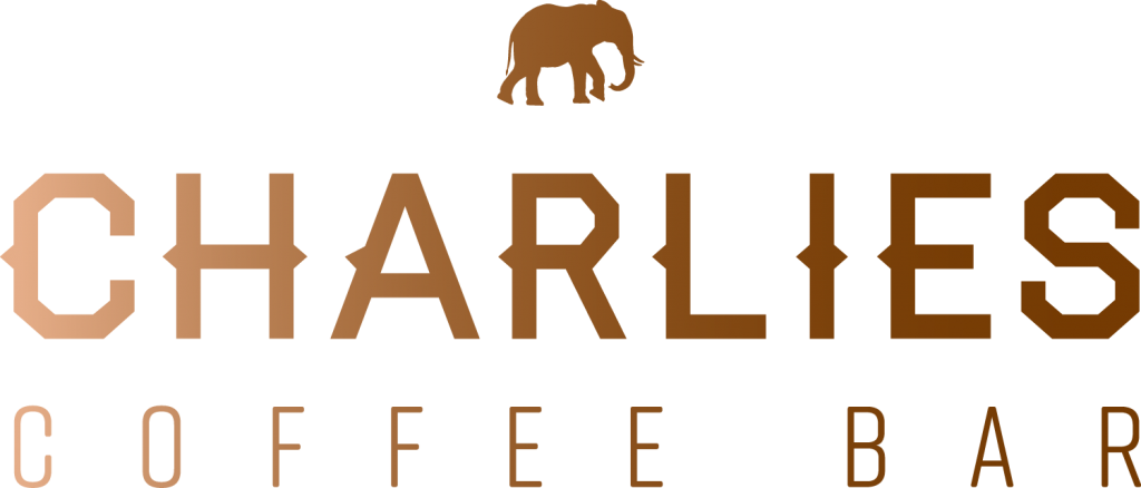 Charlie's Coffee Bar logo