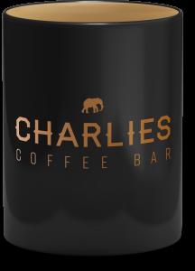 Charlie's Coffee Bar mug